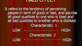Perception - Part 2