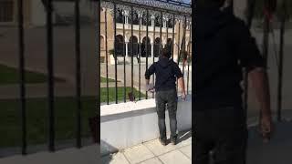 Διαμαρτυρία στην Αρχιεπισκοπή (2)