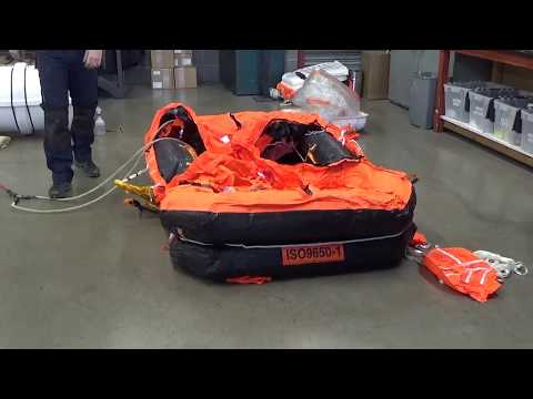 Magic Hawk - Life Raft Service