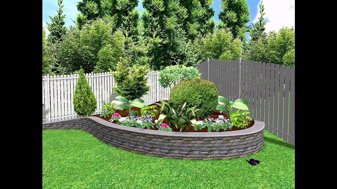 landscaping garden design ideas [Garden Ideas] Small garden landscape design Pictures