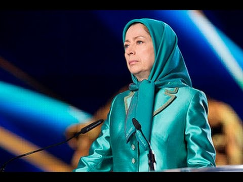 Speech of Maryam Rajavi at the Great gathering for Free Iran