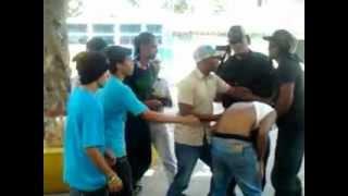 Repeat youtube video Guarenas en 2 Ruedas Bajo Fuego 1