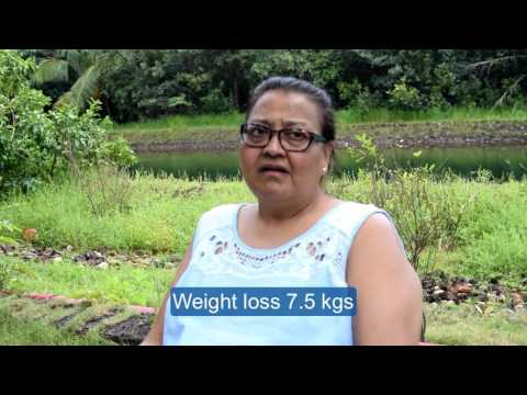 Testimonial of Parita Haria from the UK - Diabetes, Hypertension, Obesity, Asthma