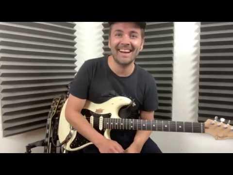 Microtonal Blues Guitar Bends
