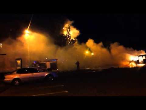 Donetsk. Car Bomb For Head DPR Pushilin. 12 June 2014