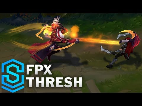 FPX Thresh Skin Spotlight - League of Legends