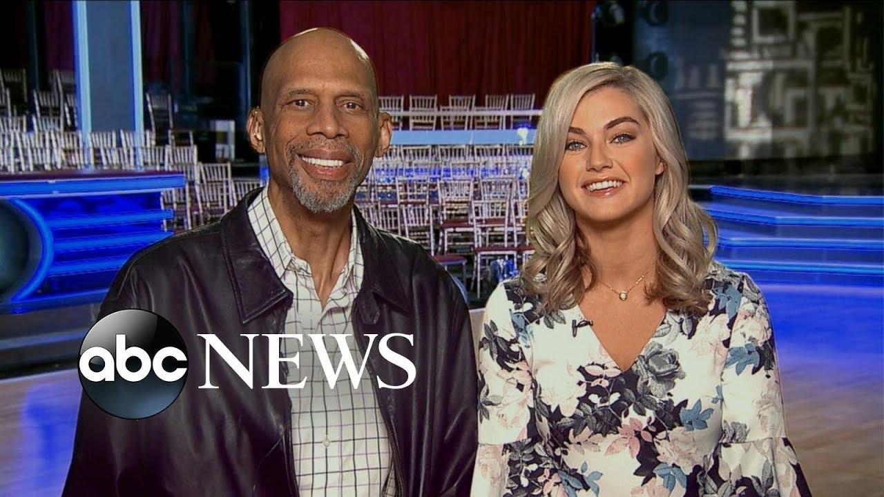 Kareem Abdul Jabbar Makes Dancing With The Stars Finals Prediction Youtube