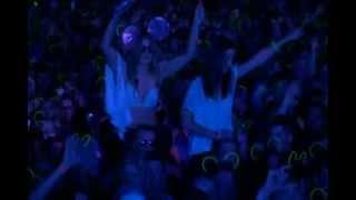 Deadmau5 - Aural Psynapse (Live at Meowingtons Hax 2K11, Toronto) [3D]