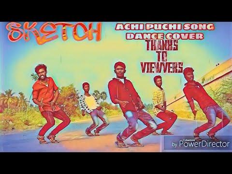 Achi puchi kathukichi|Sketch|Dance cover...