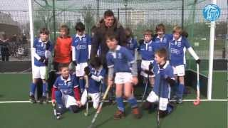 Teambuddy's verbinden top- en breedtesport bij Kampong Hockey