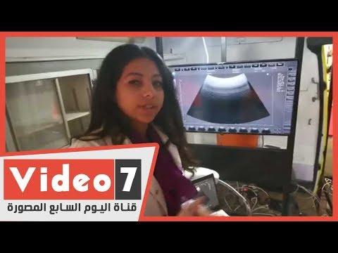 تقنيات 5G تساعد الطبيب على التواصل مباشرة مع المريض بسيارة الإسعاف  - 15:00-2019 / 12 / 2
