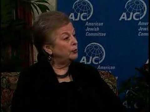 Ann Schaffer on American Jewish Pluralism