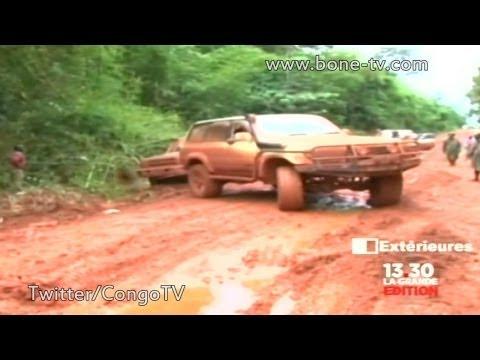 Joseph Kabila face aux Routes désastreuses de l'Est du Congo