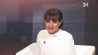 Грани  2018 09 26  Юрий Голик о дорогах, ремонтах школ и школах робототехники