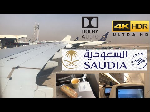 Saudia Airlines, Trip Report from Medina to Riyadh | Airbus A330-300 |