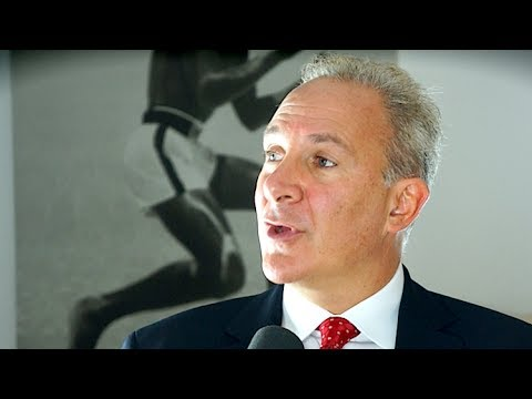 Peter Schiff - Bitcoin Vs Gold | London Real