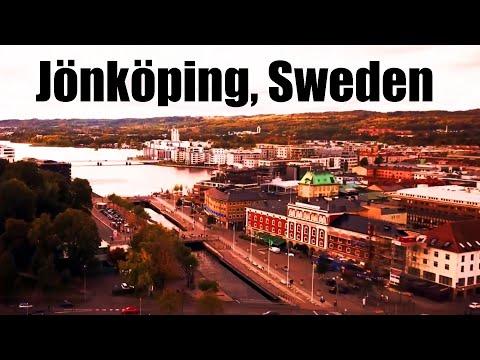 🇸🇪 Jönköping (Jonkoping), Sweden - travel guide and points of interest