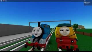 Roblox Train Spiele: Thomas und Freunde stürzt den Motor