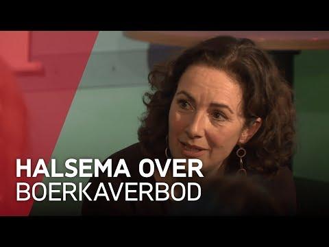 'Geen boerkaverbod in Amsterdam'