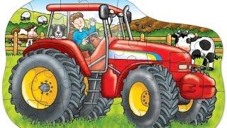 Tractores Dibujos Animados Infantiles Youtube