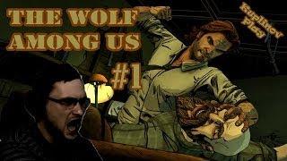 The Wolf Among Us Ep.1 ► Самый живучий человек ► #1