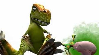 "komplettes ""Dino Island"" Video"