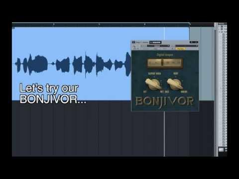 Digital Tongue Bonjivor Exclusive Preview