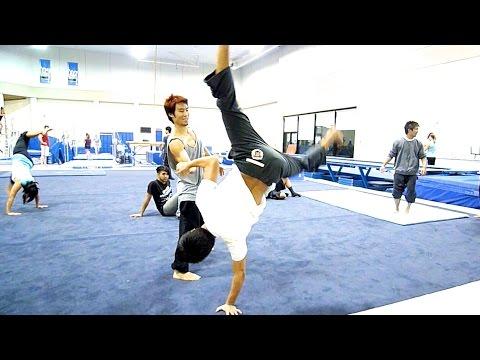 "Victor King   ""UCLA Training"" (ft. NigaHiga)"