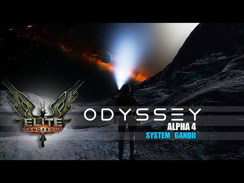EDO Alpha 4 _ Massive System_ GANDII |