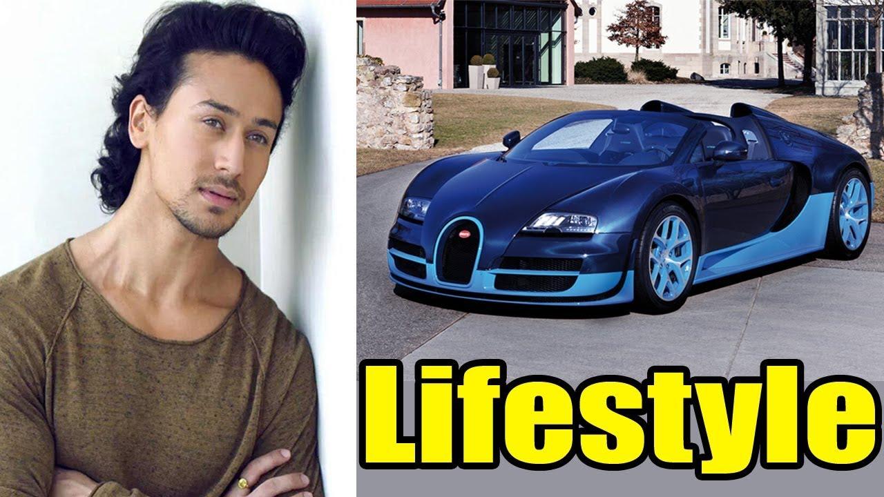 e3ae7a81776c Tiger Shroff Lifestyle