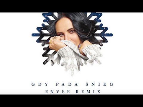 Gdy pada śnieg (Envee Remix)