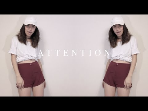 Attention - Charlie Puth (cover)  Angel Chi