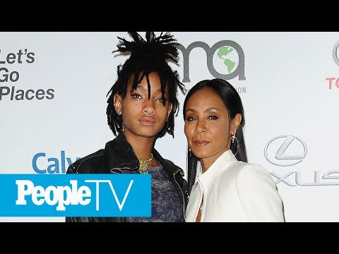 Jada Pinkett Smith On The Most Surprising Thing Willow Revealed On 'Red Table Talk' | PeopleTV