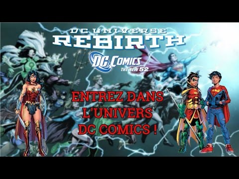 DC Rebirth, New52 les meilleures portes d