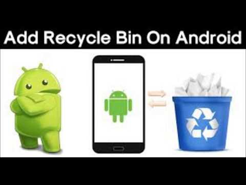How to restore/recover delete files from android phones easily