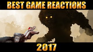 Best Game Reactions 2017