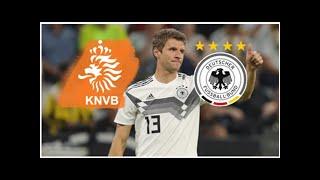 Deutschland gegen Niederlande heute live im TV und LIVE-STREAM |