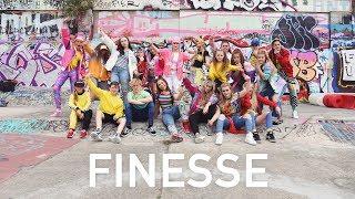 FINESSE (Remix) Funkstar Dance - Bruno Mars ft. Cardi B
