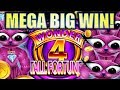 ★MEGA BIG WIN!! SUPER FREE GAMES TO THE TOP!★💰 MISS KITTY GOLD | WONDER 4 TALL FORTUNES Slot Machine