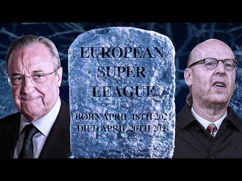 4 Reasons Why The European Super League SHOULD NEVER HAPPEN!