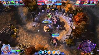Heroes Of The Storm - the boss is mine !