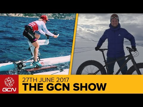 The World's Strangest Places To Cycle | The GCN Show Ep. 233