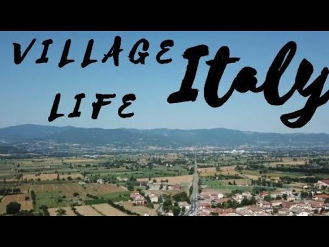 इटली के छोटे गांव की सैर  || Visit to small Village in Italy  || Ep. 178