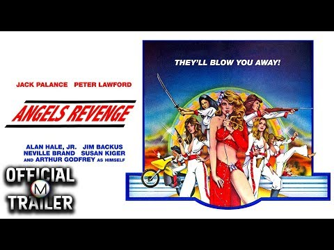 Random Movie Pick - ANGELS REVENGE (1979) | Official Trailer YouTube Trailer