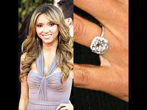 celebrity giuliana rancics engagement ring youtube - Giuliana Rancic Wedding Ring