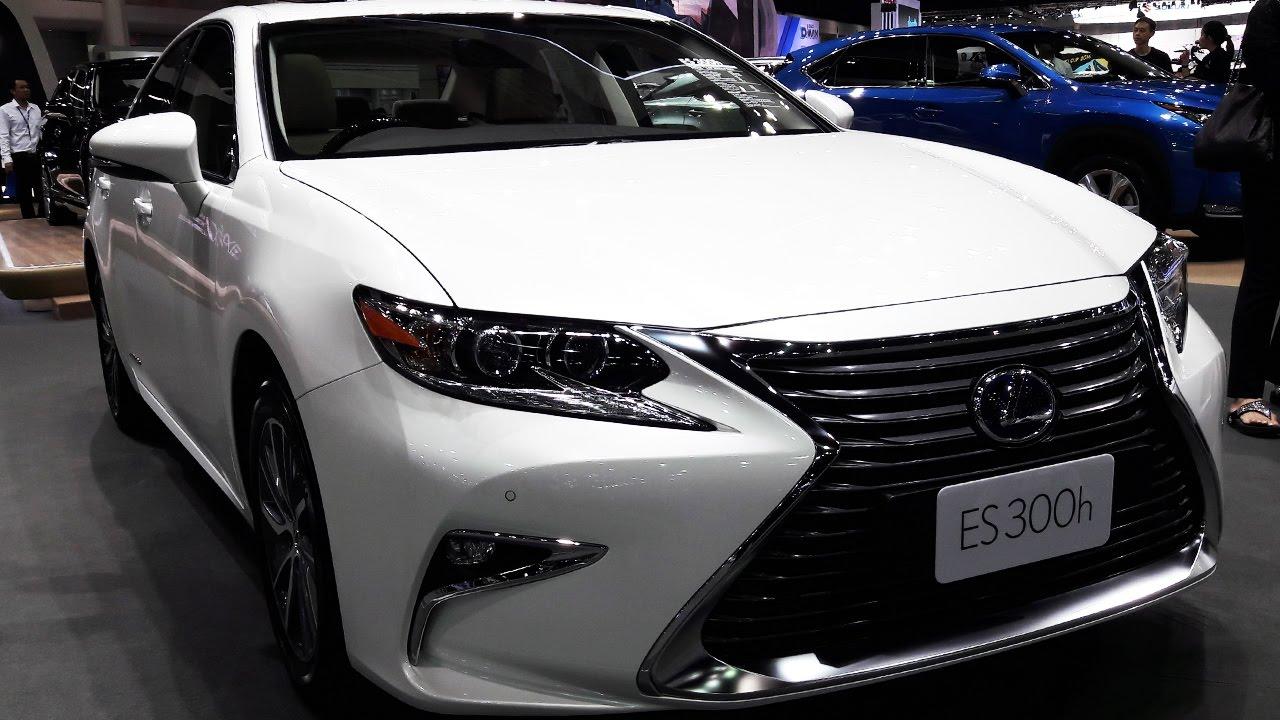 Lexus Es 300 Hybrid 2017