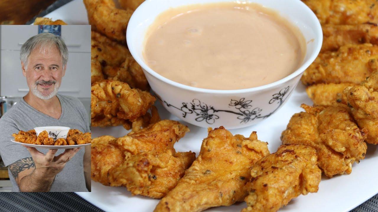 МИНИ ШНИЦЕЛИ.Из куриной грудки в кляре! Chicken schnitzels in batter.  شنيتزل الدجاج في الخليط.