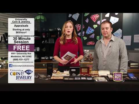 Dane Buy Local TV | University Coin & Jewelry | 147 | 03/12/18