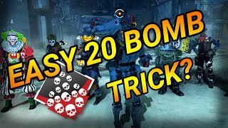 Easy 20 bomb badge in new Apex Fight Or Fright Event!