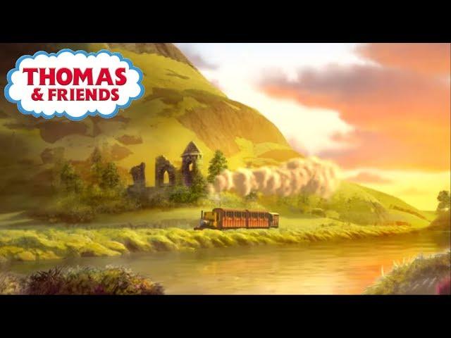 Sangen om Sodor (CGI) | The Island Song in Norwegian V2